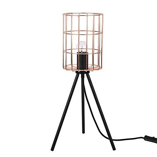 [lux.pro] Lámpara de mesa - diseño - Canberra - lámpara estilo industrial - 50 cm