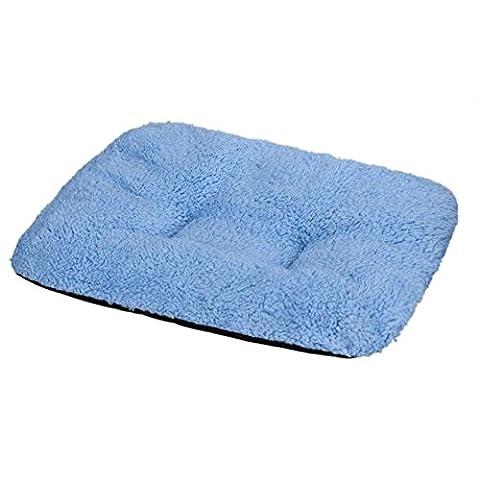 FEITONG 31x37CM Pet Dog Cat Soft Warm Cushion Bed Sleep Mat