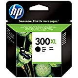 HP Cartucho de tinta negra HP 300XL 300 Ink Cartridges, De 20 a 80% HR, de -40 a 60 °C, de 15 a 32 °C, De 20 a 80% HR, 116 x 36 x 115 mm, 70 g