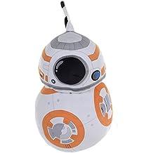 Star Wars - Peluche de BB-8, extragrande, multicolor