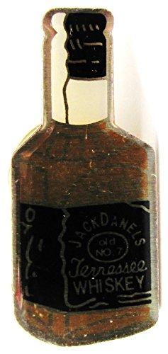 e - Pin 31 x 13 mm (Jack Daniels Kostüm)