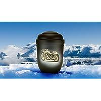 Petite Contenance Animal Urne funéraire des cendres – Urne Urne Urne funéraire pour animal domestique (Marron Chat avec collier Swarovski EleHommes ts) a5311f