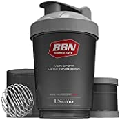 BBN Hardcore Eiweiß Shaker US Bottle 600 ml