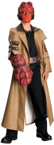 m - Small - 116 cm (Hellboy Kostüm)