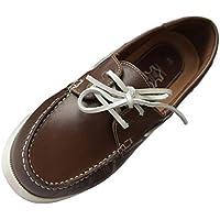 Beverley Originals Herren Leder Bootsschuh Men's Casual Sailor