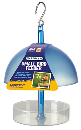 Small Seed Feeder Test