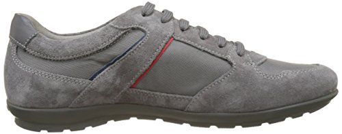 Grau anthracitec9004 Geox Uomo Sneakers Symbol Herren A aggHwXqnxz