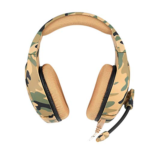 WANG XIN Camouflage Headset für PC PS3 PS4 Gaming Headset Xbox On grün