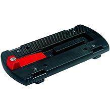 KLICKfix Zubehör Gepäckträger-Adapterplatte, 0208