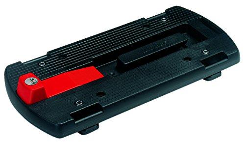 KLICKfix Zubehör Gepäckträger-Adapterplatte, Schwarz, one Size Preisvergleich