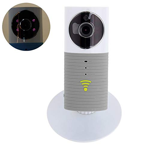 sans Fil 720P Baby Monitor Intelligent Alertes Intercom Support iOS Android Vidéo Babyfoon Security IP Camera