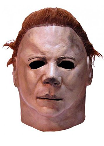 ichael Myers Maske mit Haaren (Michael Myers Haar)