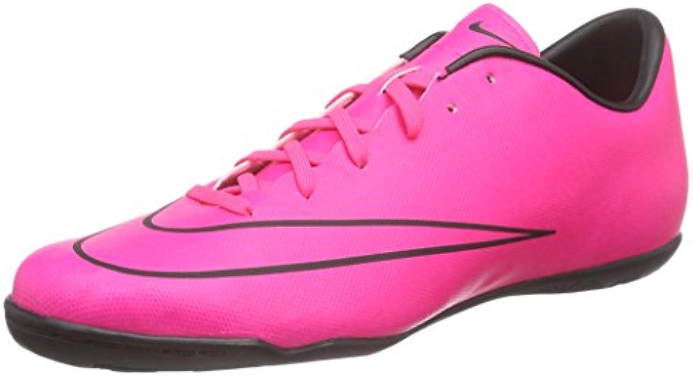 Nike Mercurial Victory V Ic, Herren Futsalschuhe, Pink (Hyper Pink/Hyper Pink-Black-Black 660), 45.5 EU
