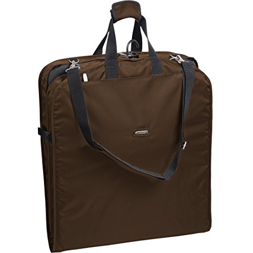 wallybags-42-inch-shoulder-strap-garment-bag-brown