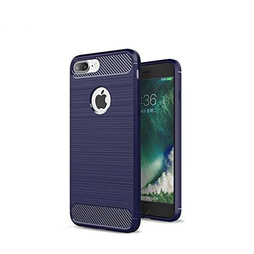 Cover iPhone 7Plus iPhone 8Plus, Sportfun morbido protettiva TPU Custodia Case in silicone per iPhone 7Plus iPhone 8Plus (01) 05