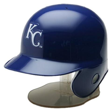 MLB Kansas City Royals Replica Mini Baseball Batting Helmet (Kansas City Royals Miniatur)
