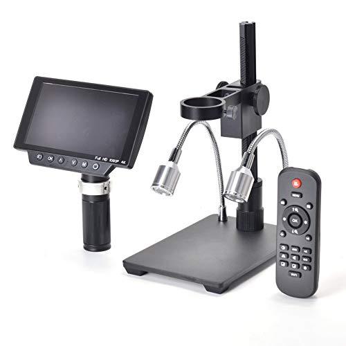 jichui23894 5-Zoll-16MP 4K 1080P 60FPS HDMI USB WiFi Industrie Digital-Mikroskop-Kamera EU Sony Pictures Model