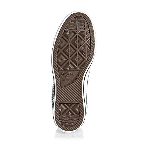 Converse Damen Ctas Hi Sneakers White/Black/White