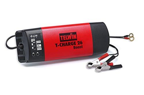 Telwin Defender Chargeur et mainteneur de charge electronique pour batterie electronique