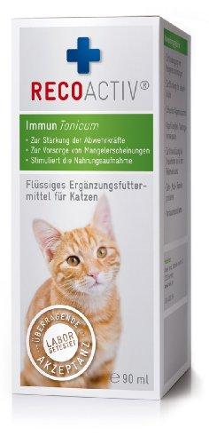 RECOACTIV® Immun Tonicum für Katzen - Einzelpackung 90 ml