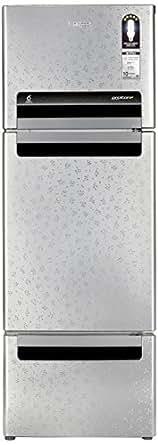 Whirlpool 240 L Frost Free Multi-Door Refrigerator(FP 263D PROTTON ROY STEEL KNIGHT (N), Steel Knight)