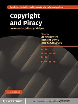 Copyright and piracy cambridge intellectual property and for Copyright facts and information