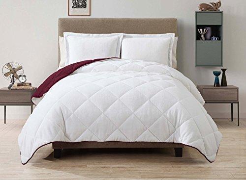 caribbean-joe-victoria-classics-cjoe-down-alternative-box-micro-reversible-comforter-set-king-coral-