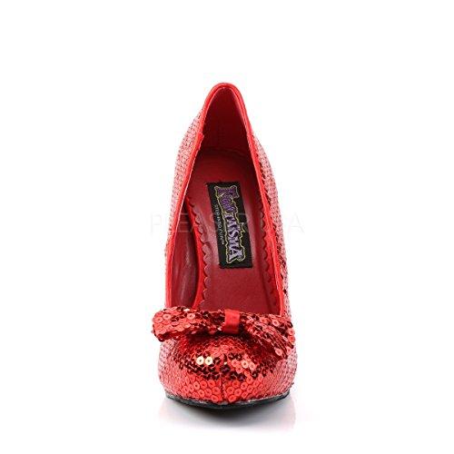 Funtasma Dorothy´s Heels Oz-06 Rot