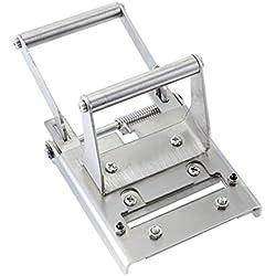 Cutter Précis Sharp Mini Manuel Durable Multifonction Outil De Travail Du Bois Réutilisable En Acier Inoxydable Tronçonneuse De Bande De Bord