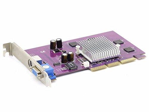 Mx440 Grafikkarte (PNY 7BAT1030 nVidia GeForce4 MX440 64MB DDR TV-Out AGP VGA PC Video Grafikkarte (Generalüberholt))