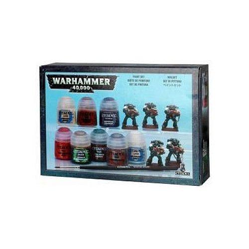 WARHAMMER SET DE PINTURAS
