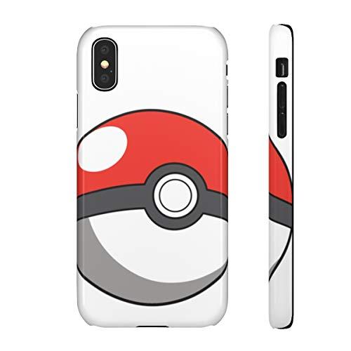 blitz versand germany ® 3D GO Pokemon Handy Hülle Glossy Glänzend Hard Premium Qualität HD Case Pokemon Pokeball M9 Samsung Galaxy Note 9