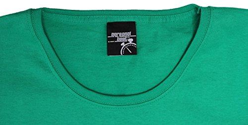 Personal Best Premium - T-shirt - Slogan - Manches Courtes - Femme green
