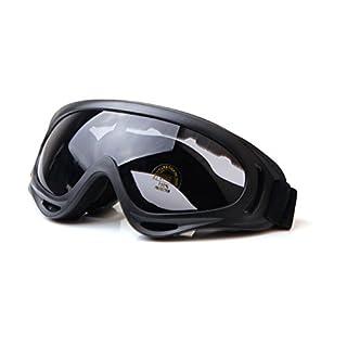 Ayouyou Winter SkiBrille Anti-Sandsturm Motorradfahren Brille Anti-Schock Sport Outdoors x400 Taktik Gläser