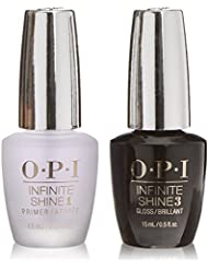 OPI Infinite Shine Nail Polish - Duo Pack Primer and Gloss, 1er Pack (2 x 15 ml)