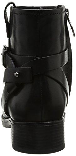 Geox D Felicity, Bottes Femme Noir (noir (noir))