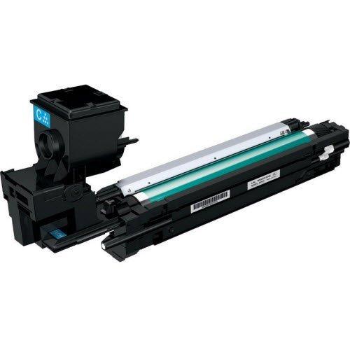 Konica Minolta toner cartridge - High Capacity - cyan (A0WG0JF) - by Konica Minolta Printing Solutions (Konica Printing Minolta Solutions)
