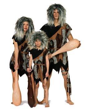 NEU Kinder-Kostüm Neandertaler Gr. -