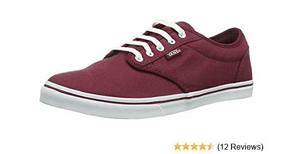 c441b04057 Vans Women s Atwood Low Canvas Trainers  Amazon.co.uk  Shoes   Bags