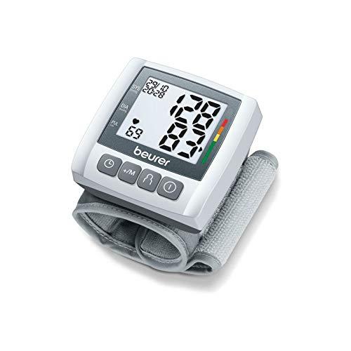 Beurer - Pxa bc 30 - tensiómetro + ft 09 - termómetro
