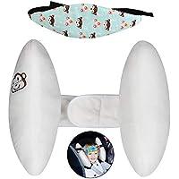 Bebé Almohada para cuello y cabeza de soporte correas-proteger la cabeza del bebé y el cuello para los niños lactantes niño mejor regalo