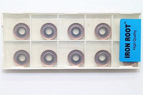 Hohe Qualität 10P Rpmt 1204Mo 6115CNC Hartmetall Einsatz für Edelstahl/Stahl