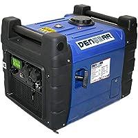 Denqbar–3,6KW INVERTER generatore di corrente Generatore di alimentazione di emergenza generatore digitale generatore a benzina dq3600e con e Start - Trova i prezzi più bassi
