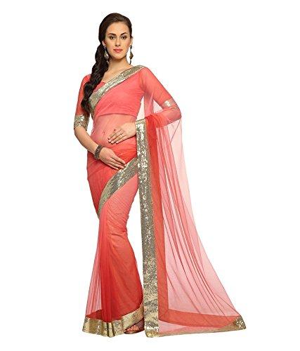VINTAGE Girls cotton saree(VINTAGE O28_multi colour_Freesize)