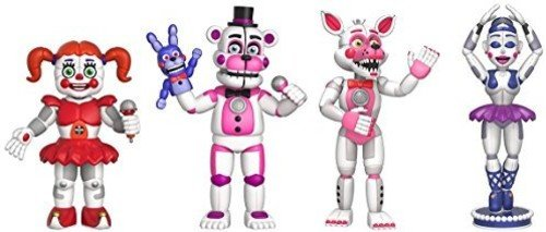 Funko 13721 fnaf Figur, 2 Zoll Five Night At Freddys 3