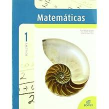 Matemáticas aplicadas a Ciencias Naturales 1º Bachillerato - 9788497713450