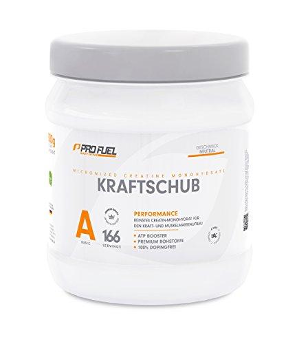 PROFUEL® KRAFTSCHUB (Creapure) 500g Pulver