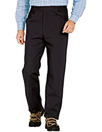 Chums Mens Fleece Lined Thermal Water Resistant Outdoor Trouser Pants