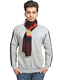 513 Stripes Knitted Men's Muffler