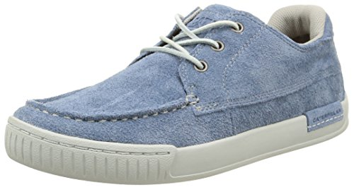 Caterpillar RECURRENT, Herren Derby Schnürhalbschuhe, Blau (MENS BLUE MIRAGE), 42 EU (8 Herren UK)